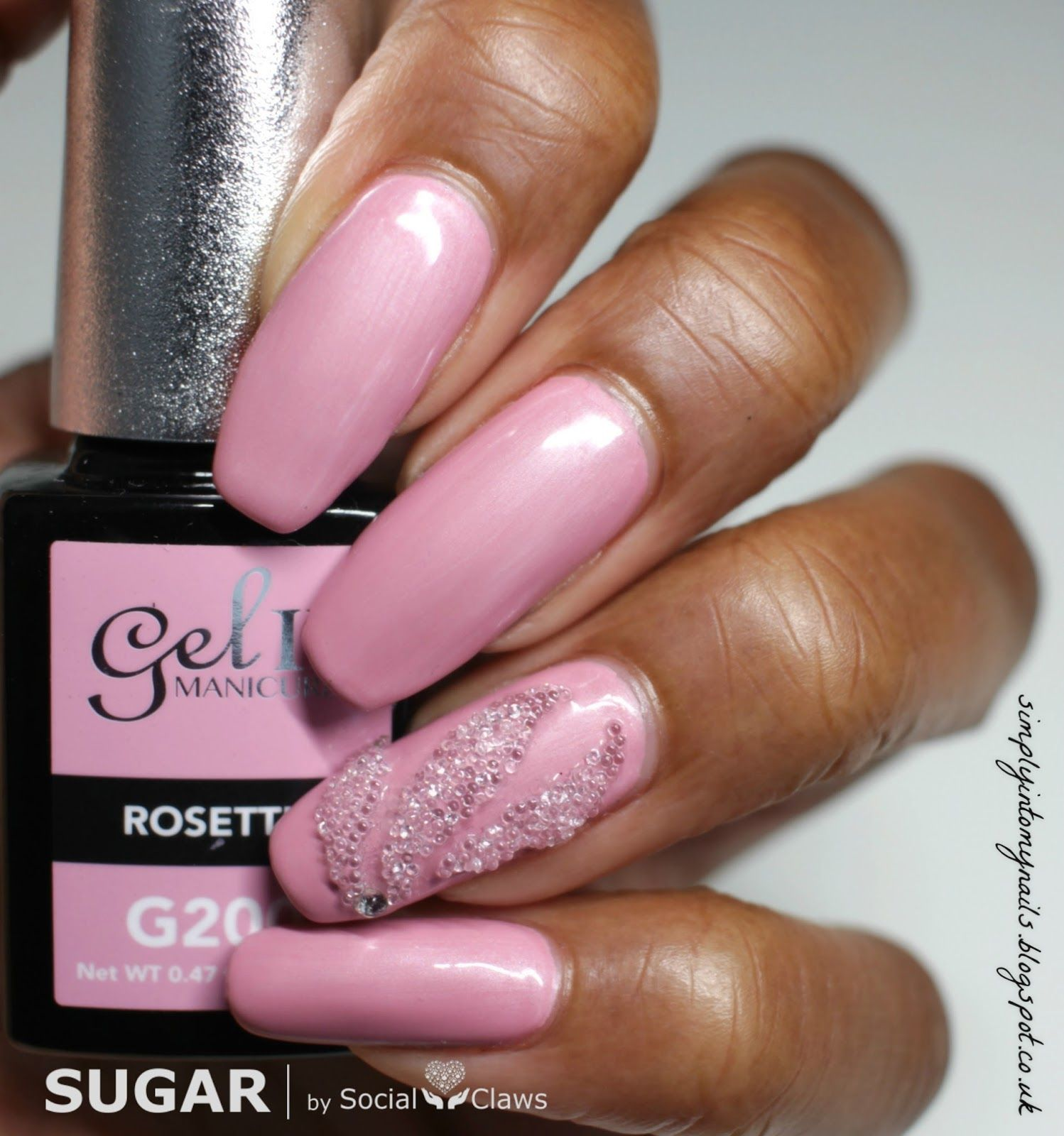 UK Nail Blog for gel polish including Gel II, Gelish, IBD, LeChat ...