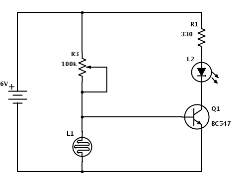 Ldrcircuit Is A Variable Resistor Whose Value Decreases With Increasing Incident Light Intensity Ldr Circuit Electronics Circuit 3d Computer Graphics