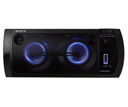 Sony Portable Party System W Bluetooth 420w Rms Tech Party Speakers Bluetooth Ipod