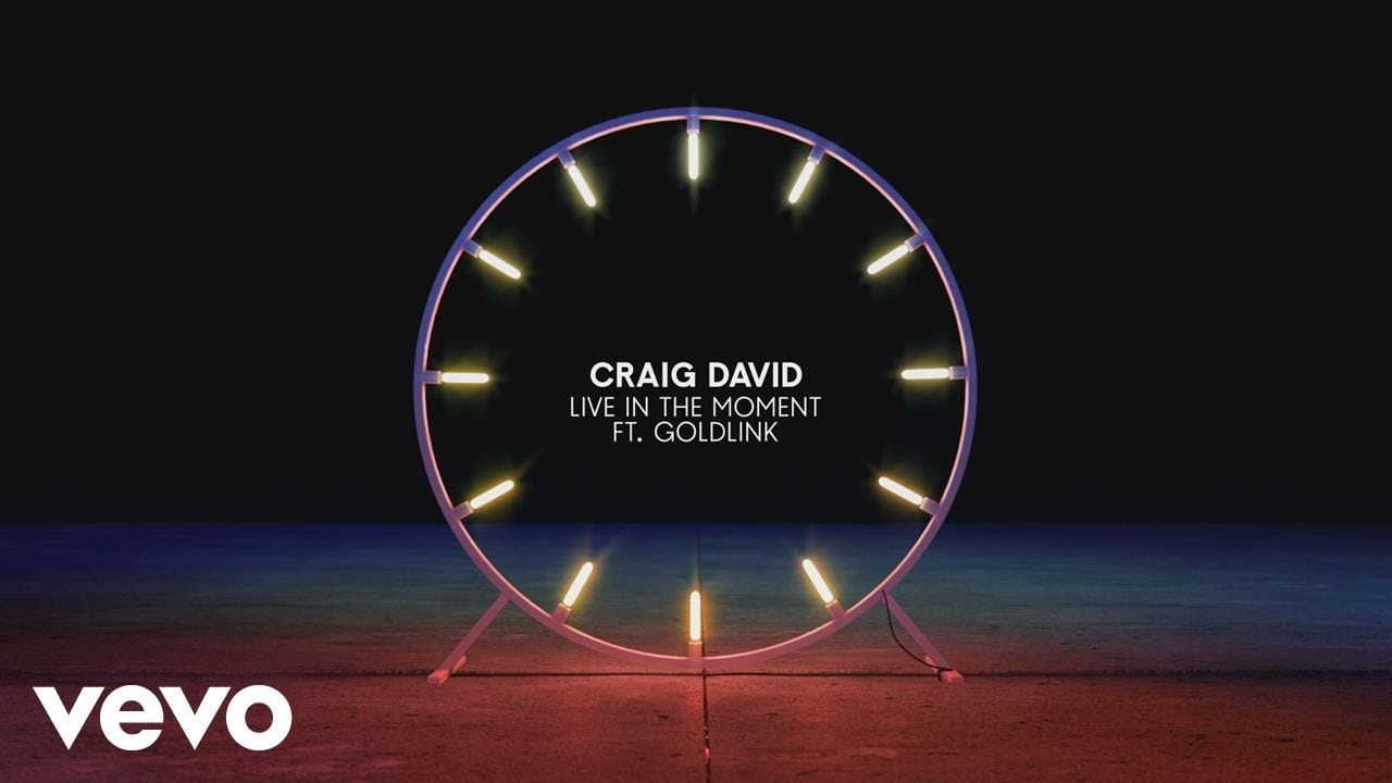 Craig David Live In The Moment Feat Goldlink Kaytranada Son Craigdavid Cover Https Www Hiphop Spirit Com Son Craig David In This Moment Now Albums