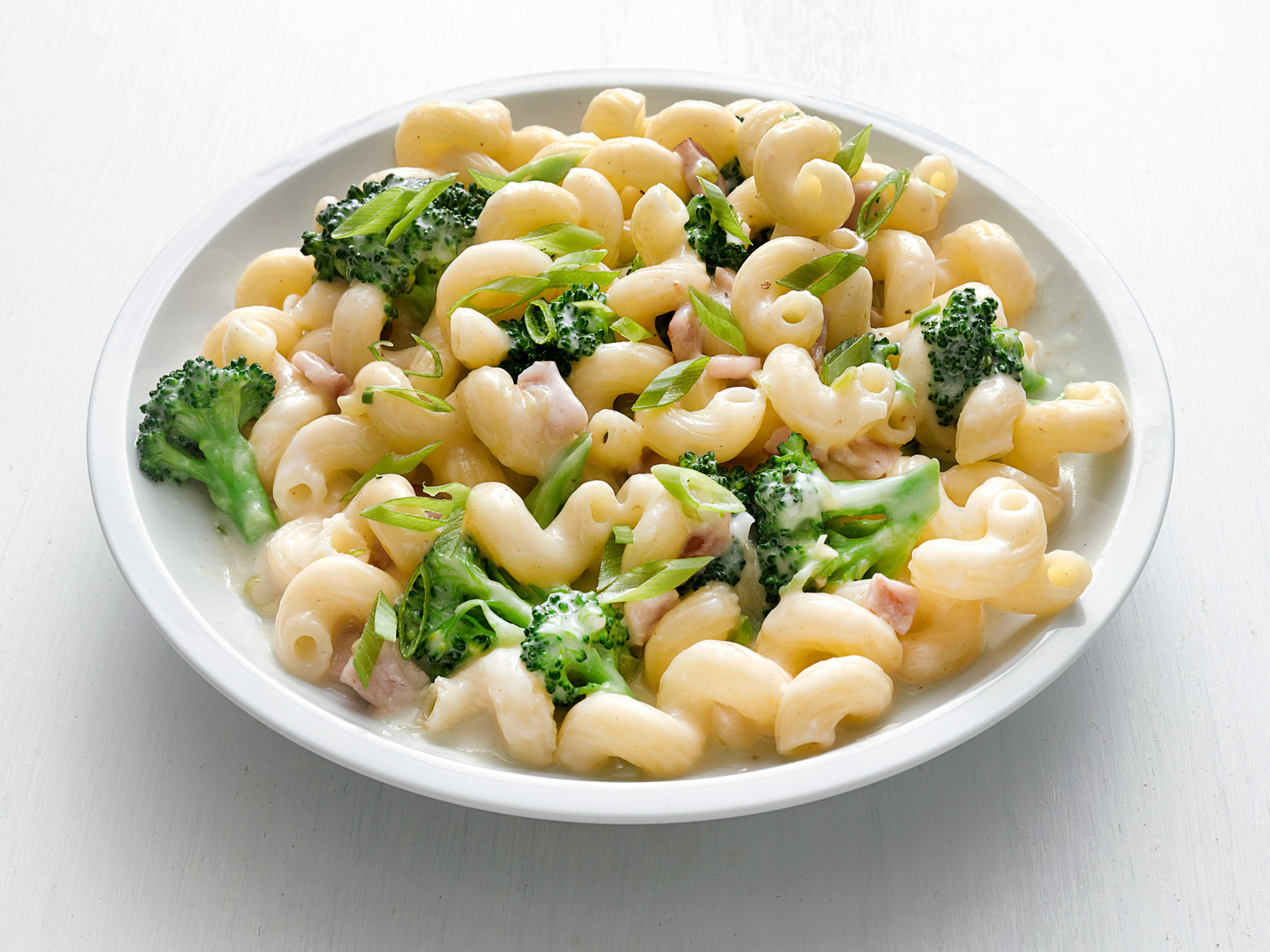 Broccoli And Bacon Mac And Cheese Recipe Food Network Recipes
