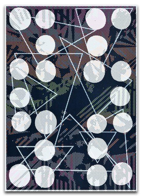 Julia Dault - The Holograms, Print