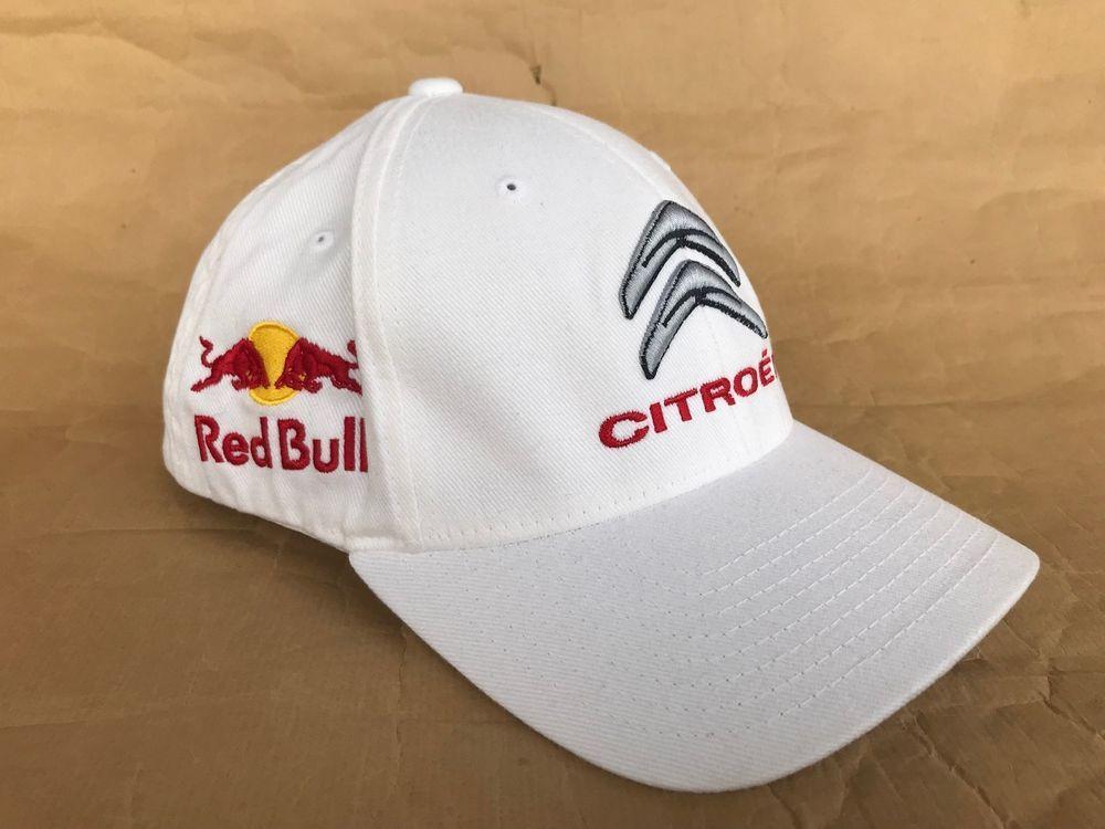 Red Bull Athlete Only Sébastien Loeb Citroen Sport Hat Cap by Flexfit S M   fashion  clothing  shoes  accessories  mensaccessories  hats (ebay link) 02ef9ed34adc