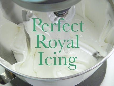 Strawberry Royal Icing Royal Icing Dessert Frosting Royal Icing Recipe