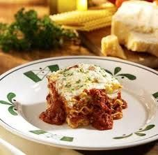 Lasagna Classico From Olive Garden Recipe Originally Posted On Fox Ny Good Day Cafe