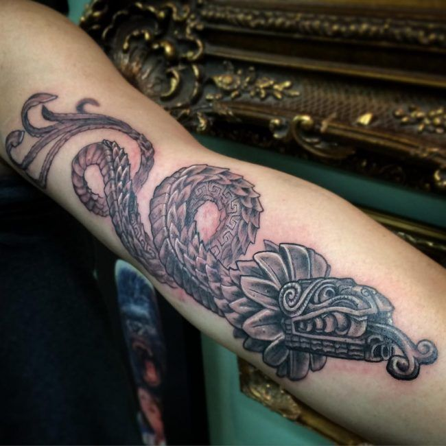 50 Diseños De Tatuajes Mayas Y Su Significado Tattoo Tatuajes