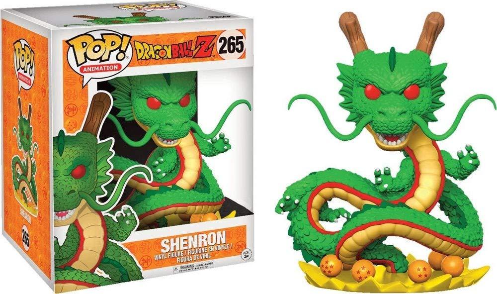 Shenron Funko Pop Figura De Vinilo Dragones Personajes De Goku