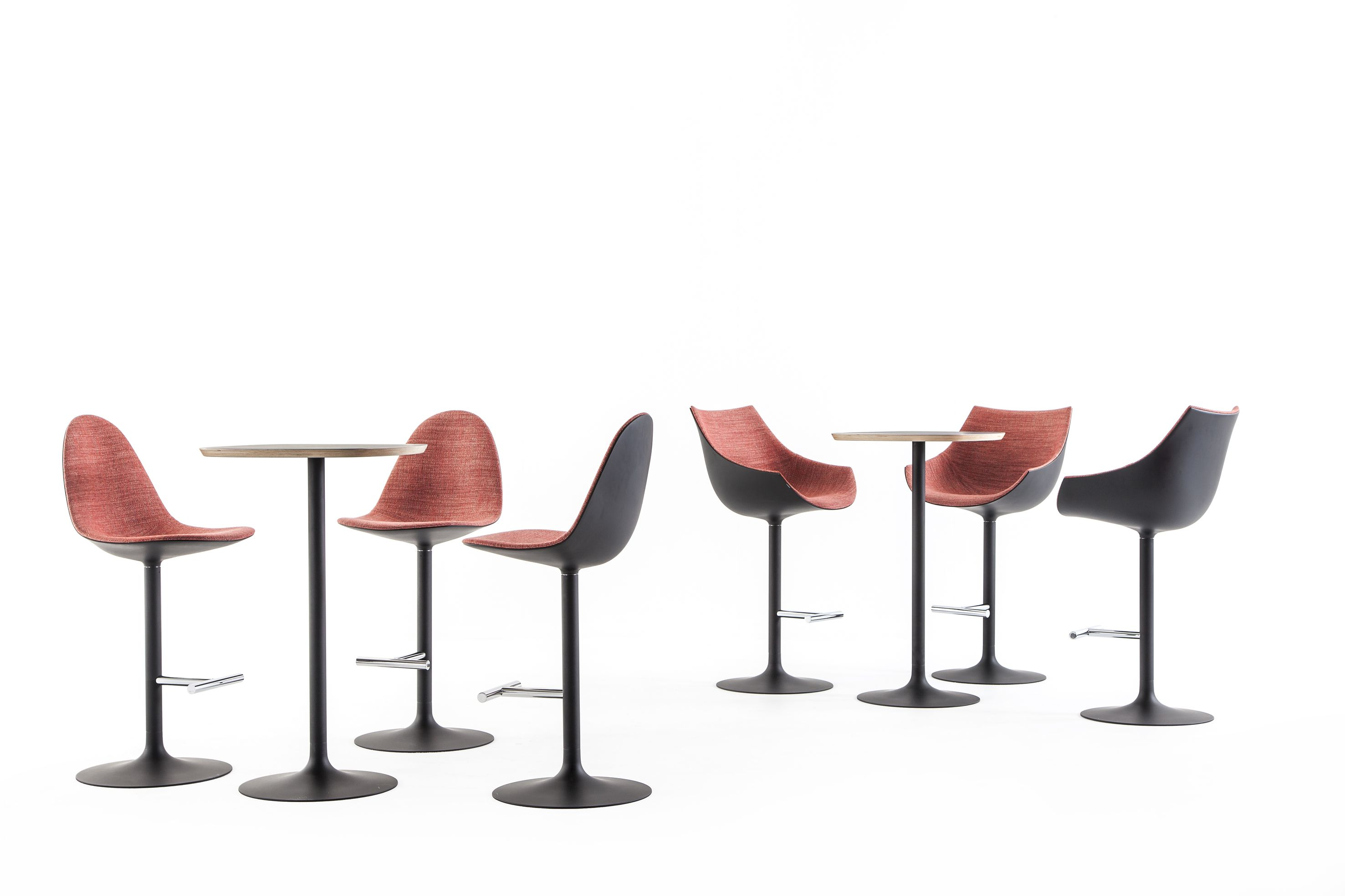 Design Stoelen Philippe Starck.Barstool Caprice And Passion By Philippe Starck For Cassina Stoel