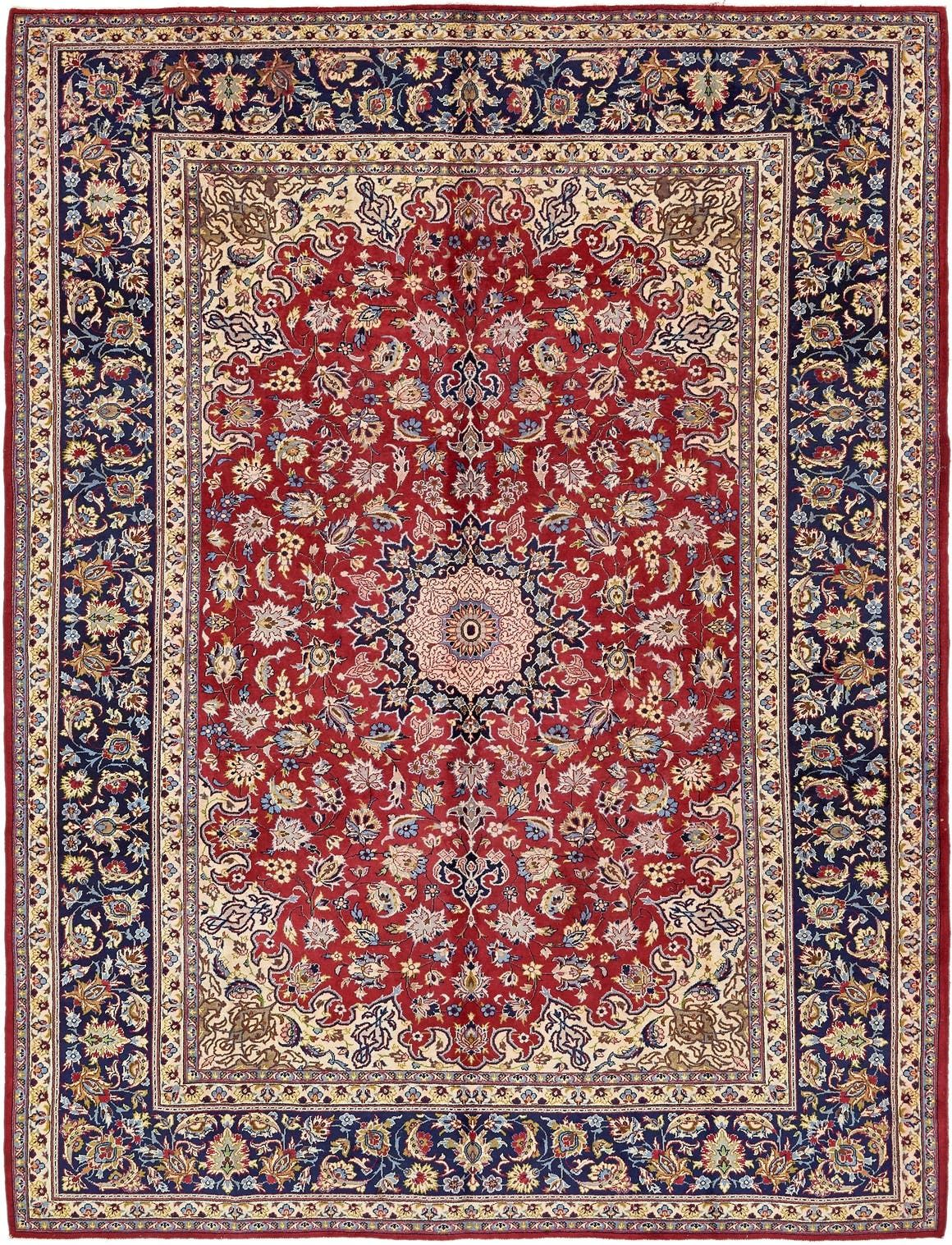 Isfahan Red Antique 10x13 Large Area Rug In 2020 Persian Rug Rugs Large Area Rugs