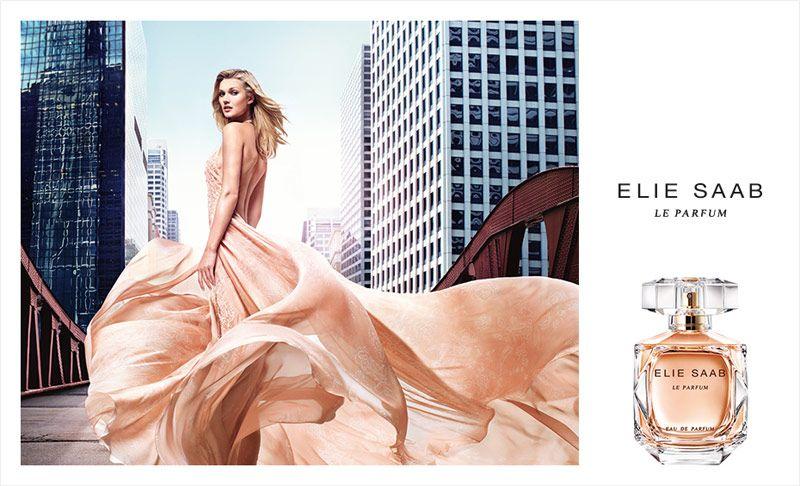 Toni Garrn Stuns in New Elie Saab Fragrance Ad | Elie saab, Toni garrn,  Glamour