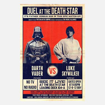 Duel at the Death Star