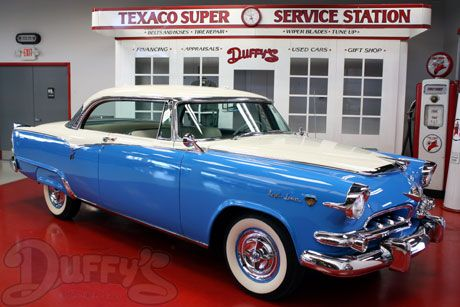 1955 Dodge Royal Lancer http://www.duffys.com/inventory/view/8066122/1955-dodge-royal%20lancer/