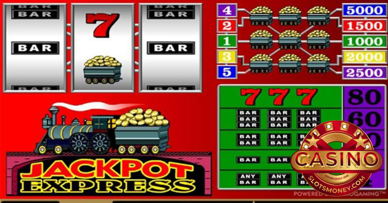 Jackpot Express Slot Game Is Free With No Registration