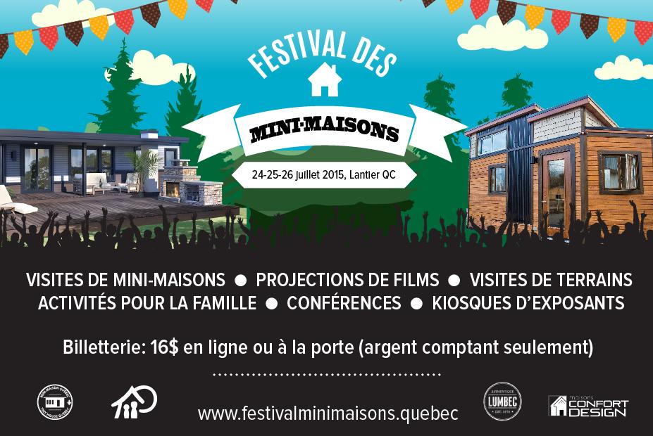 Le Festival Des Mini Maisons Du 24 Au 26 Juillet