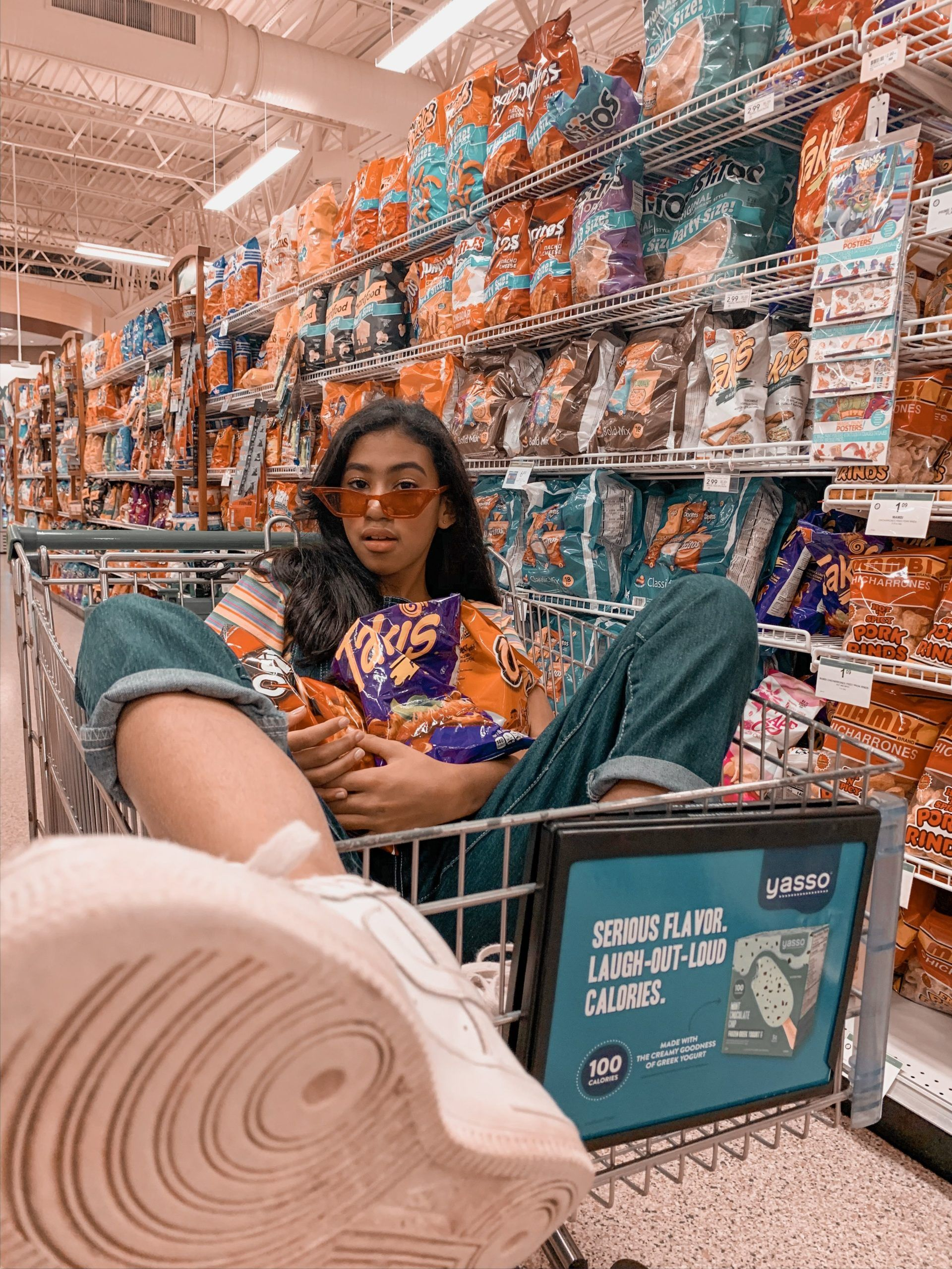 Photo of Grocery Store Photoshoot