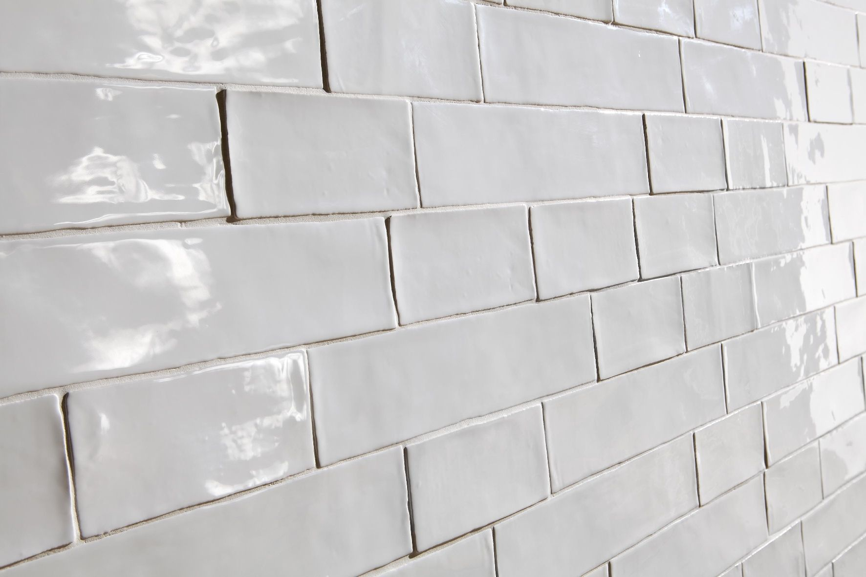 White Brick Look Tile Argila White Better Than Vintage Handmade Look Subway Tile