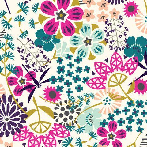 Koi, The Way of Flowers (organic)   Rashida Coleman-Hale