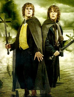 Choosing To Marry Pippin Like In Lord Of The Rings I Am Merely