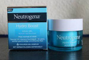Neutrogena Hydro Boost Teil 1 – *Werbung* – Mein-Stil-Helfer  #neutrogena #neutrogenahydroboost #hydroboost #aquagel #feuchtigkeitspflege #skincare