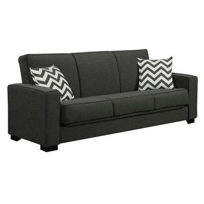 Athena Convertible Sleeper Sofa Wayfair
