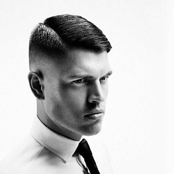 Neueste Greaser Rockabilly Frisuren Kurze Haare Für Männer Kunstop