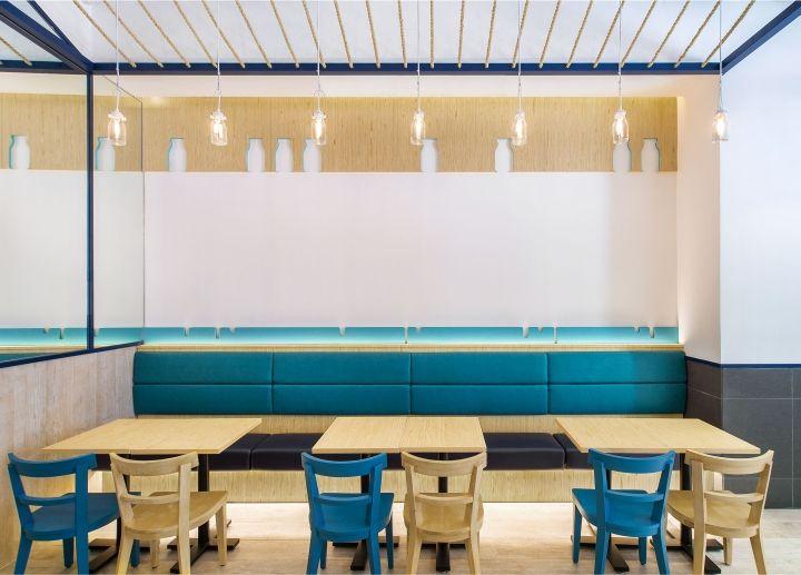 Hokkiado Dairy Farm Restaurant by Joey Ho Design Limited, Hong Kong » Retail Design Blog