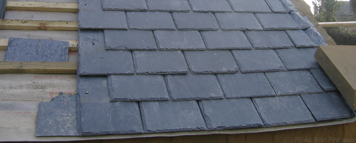 Composite Slate A Great Cost Effective Alternative To Slate Roofs Roofing Annex Slate Roof Roof House Exterior