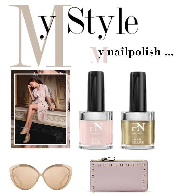 My Style my nail polish ....