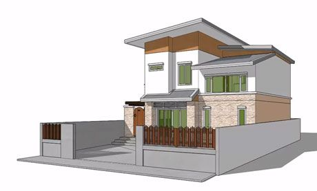 Learn How to Model a Modern House in SketchUp 2016 Google Sketchup