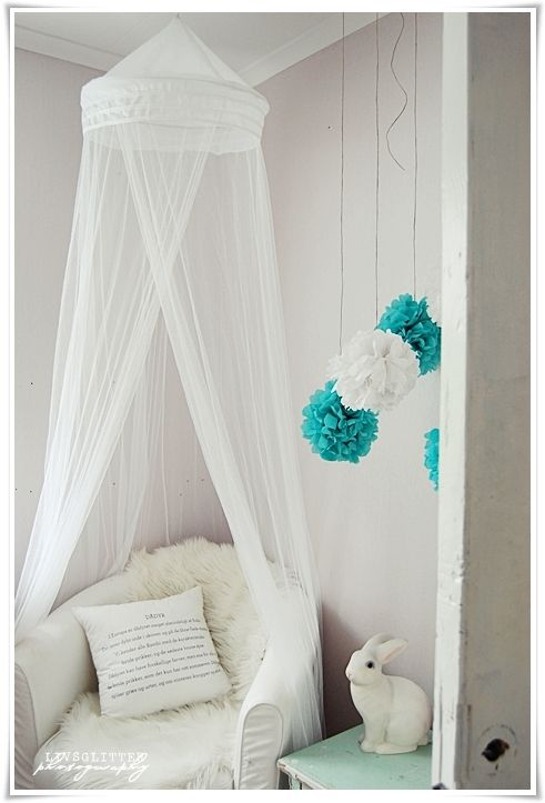 kids chair with canopy double egg b m love the over a instead of bad home pinterest