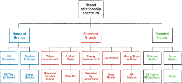 Thrive To Innovation: Increasing Valuation Through Brand Architecture