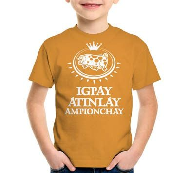 20++ Igpay atinlay info