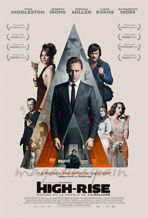 Estrenos De Cine De La Semana 13 De Mayo Magazinespain Com High Rise Movie Good Movies Movie Posters Uk