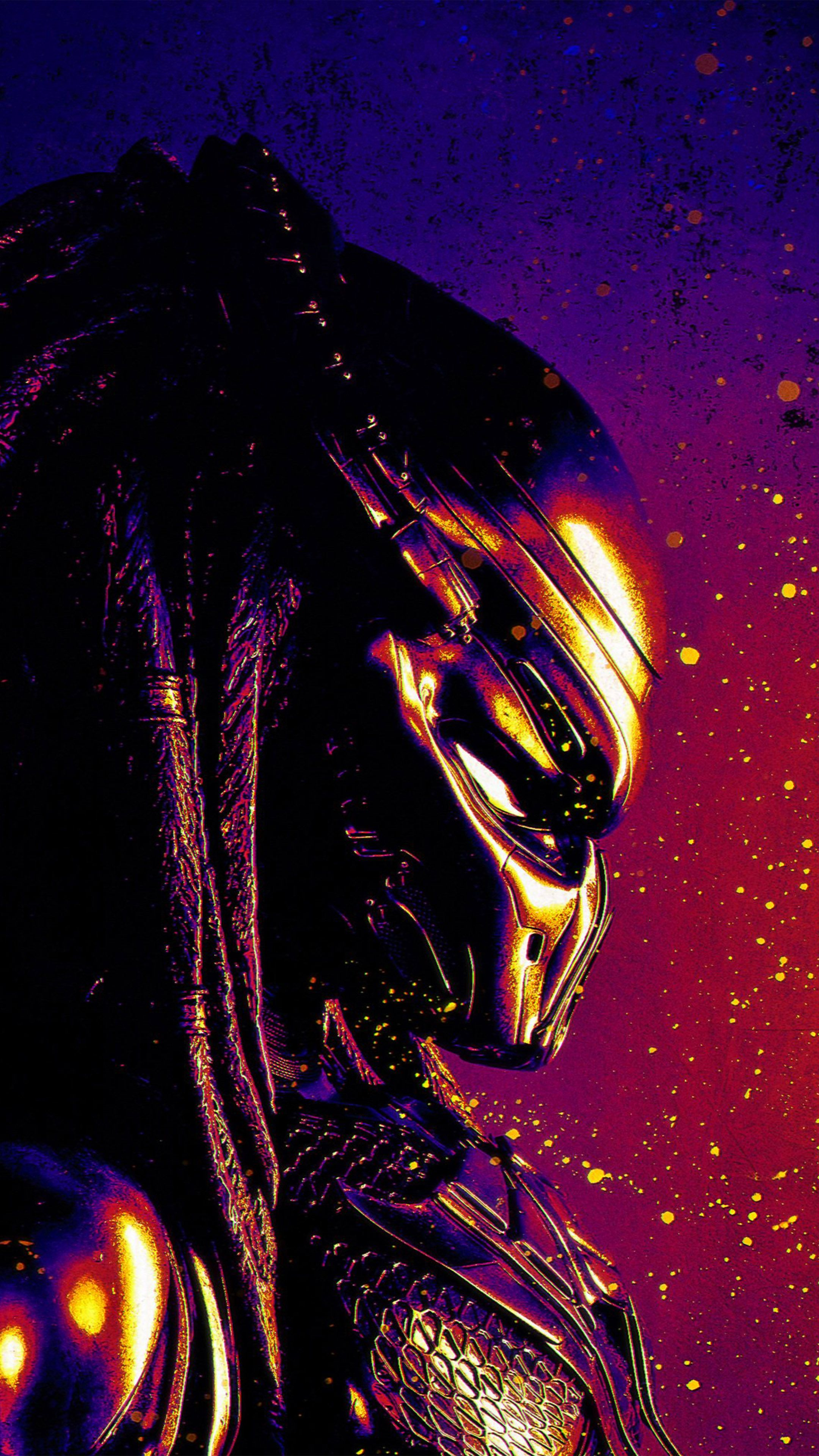 Predator 2018 Artwork Cool Wallpapers 4k Predator Artwork
