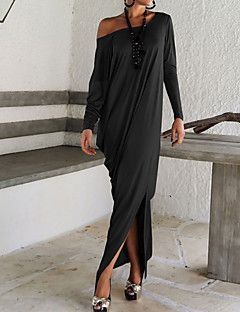 lange jurk casual