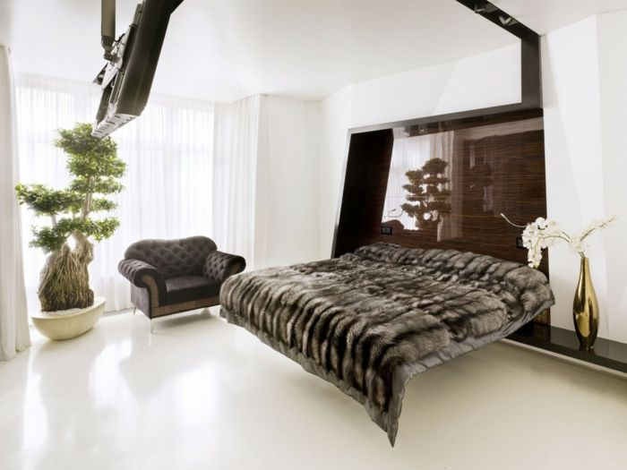 Designerbetten Außergewöhnliche Betten Ausgefallene Betten Tami - Aubergewohnliche schlafzimmer