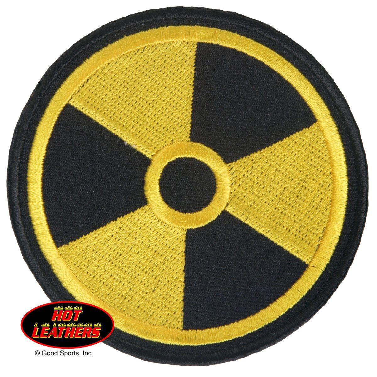 Nuclear Symbol.