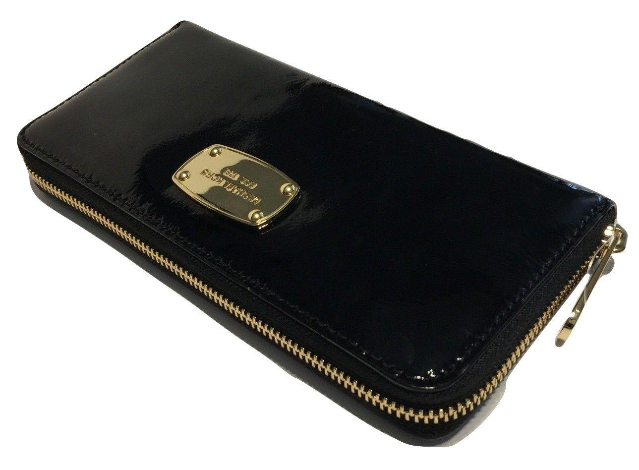 1da6d71b292474 Michael Kors Scarlet Adele Slim Bifold Wallet | Handbags | Wallet, Michael  kors, Slim