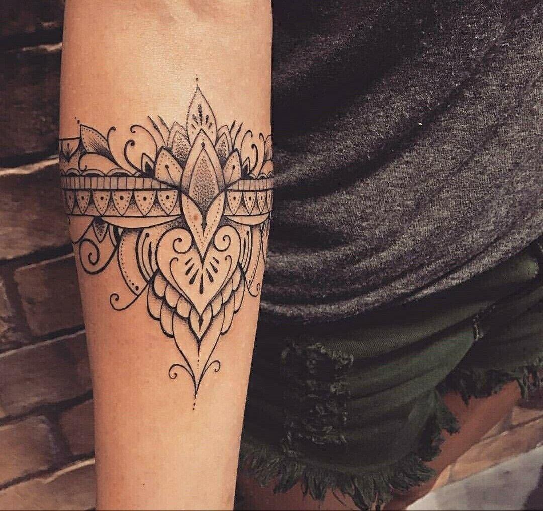 Tattoo Tatouage Poignet Tatouage Manchette Tatouage