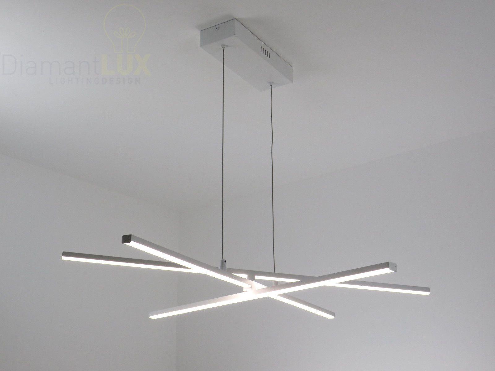 Diamantlux Sally S Lampadario Moderno A Led Design Per Cucina Camera Salone Soggiorno Bagno Nel 2020 Lampadari Moderni Lampadario Design Moderno