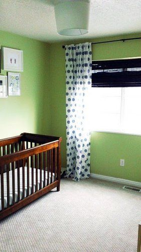 Paint Color Behr Corn Husk Green