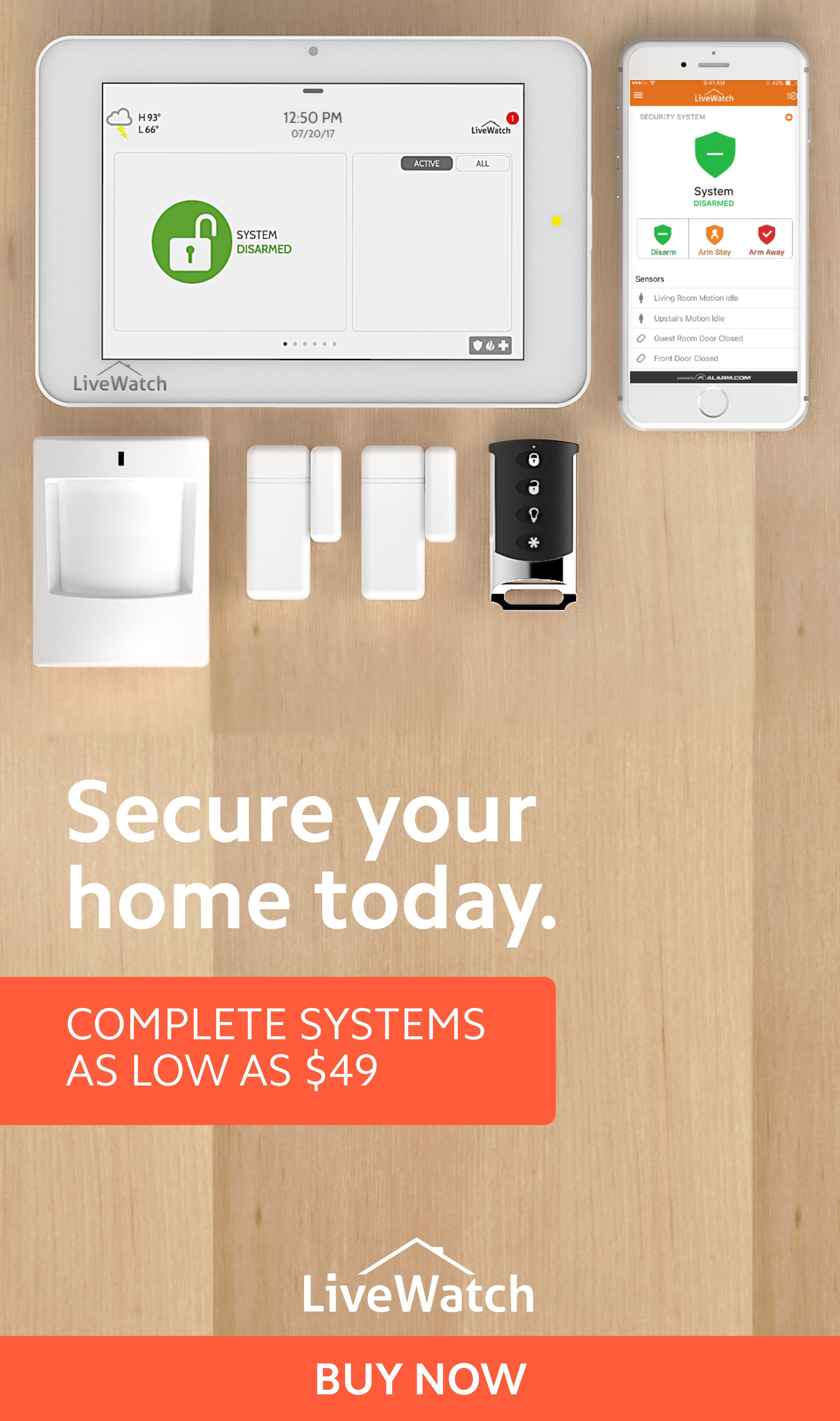 Affordable Smart Home Security Smart Home Security Best Home Security System Home Automation