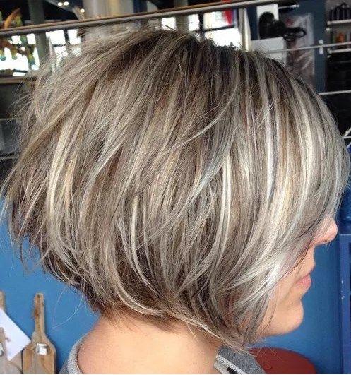 Neue Kurze Bob Haarschnitte Und Frisuren Für Frauen Im Jahr 2017