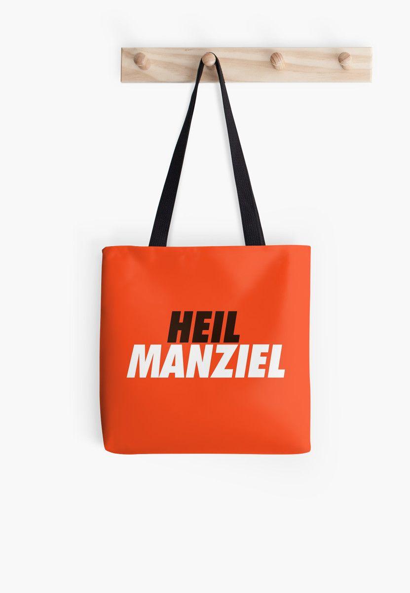 Heil Manziel Tote Bag Tote bag Bags Reusable tote bags