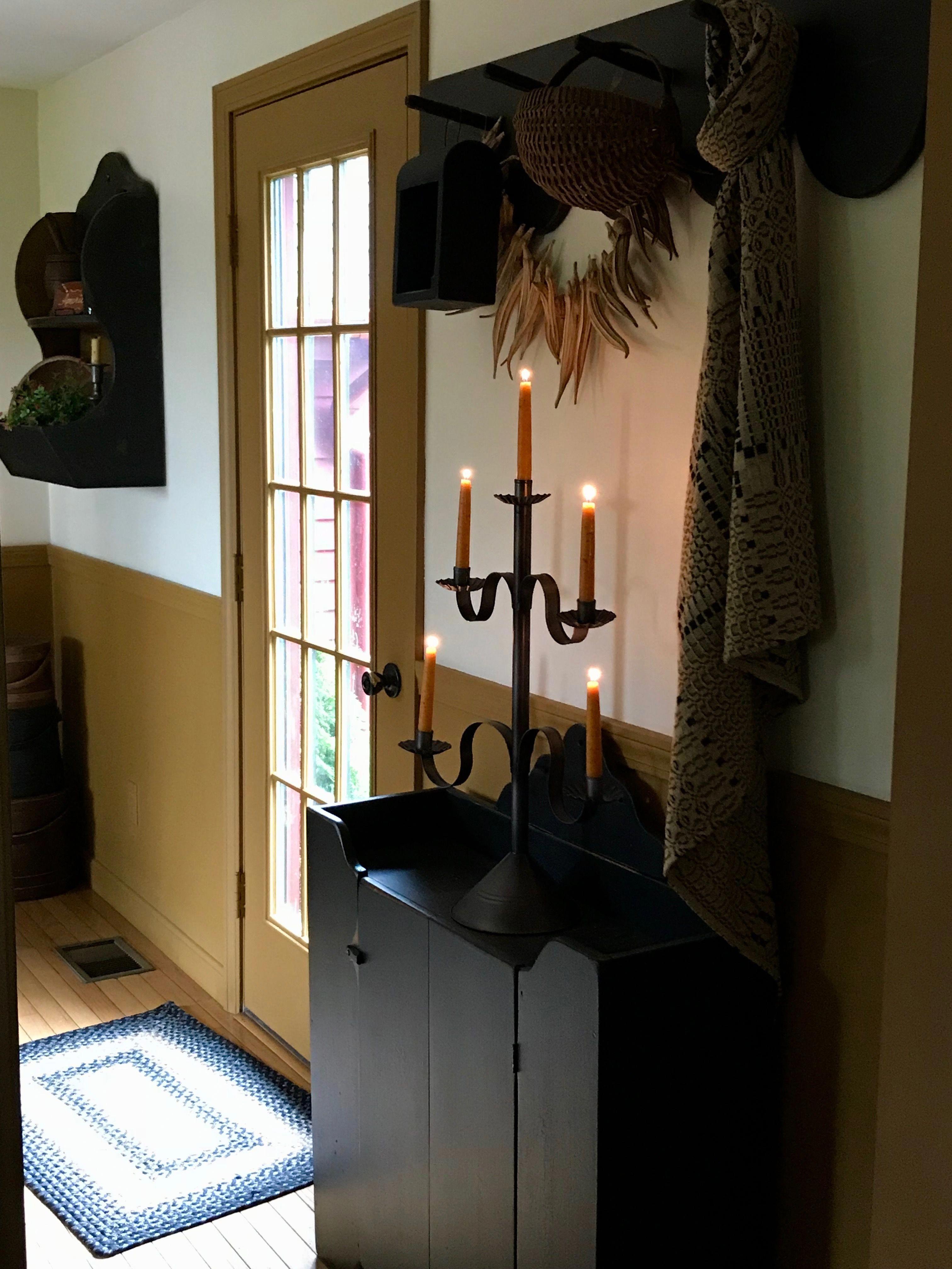 Primitive Black Mustard Diningroomideas Primitive Dining Rooms Primitive Decorating Country Primitive Homes