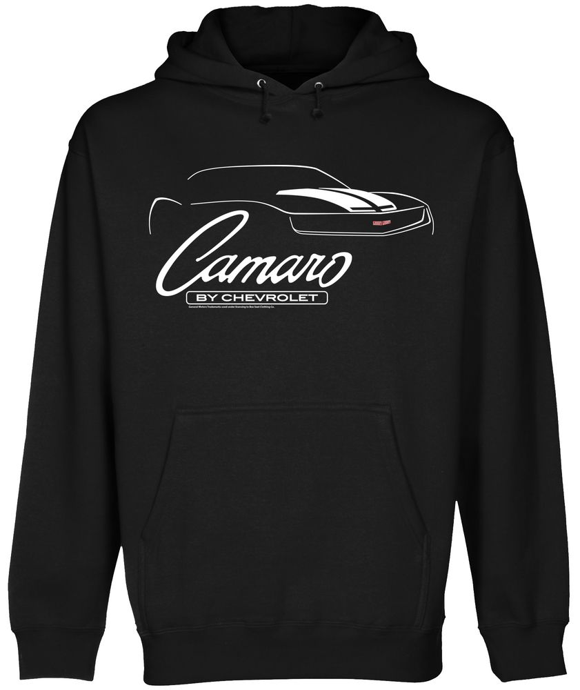 Camaro Old Meets New Hoodie At Chevymall Camaro Accessories
