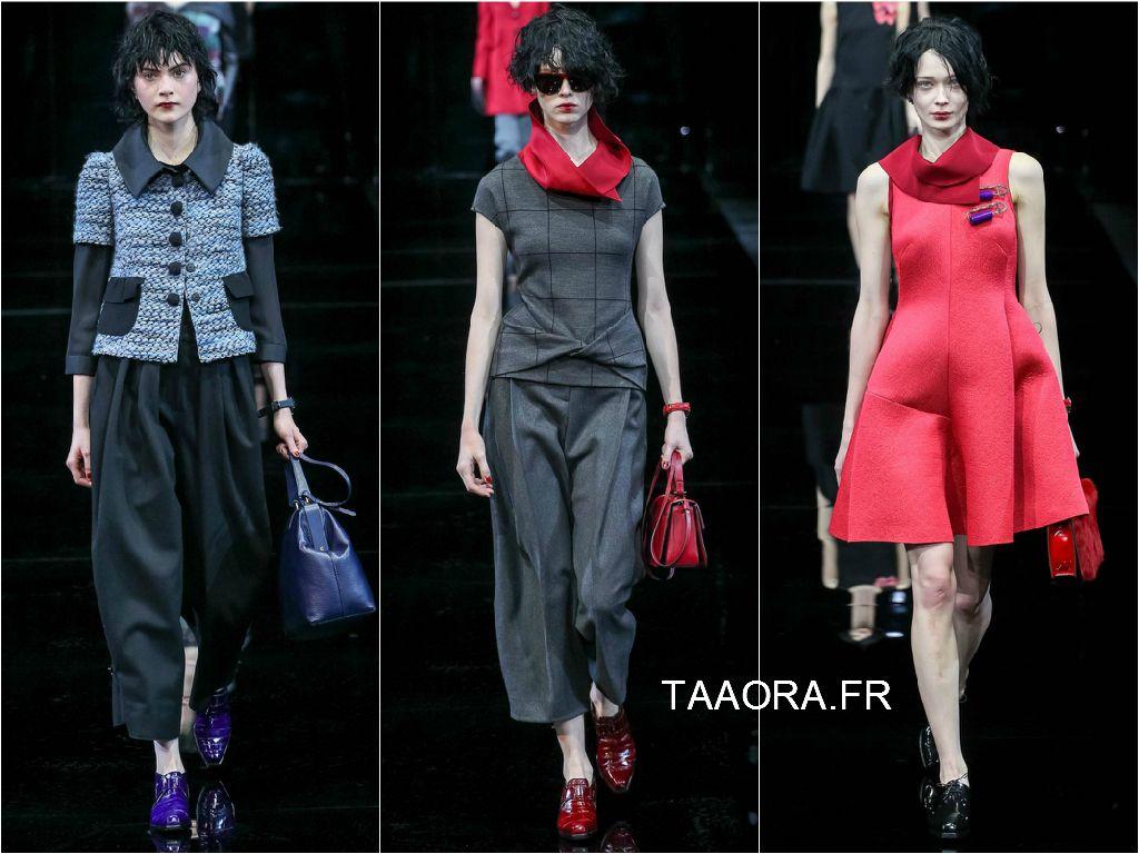 mode femme automne 2016
