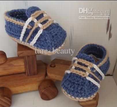 crochet-patterns-boys-baby-shoes-booties.jpg (406×372)   slippers ...