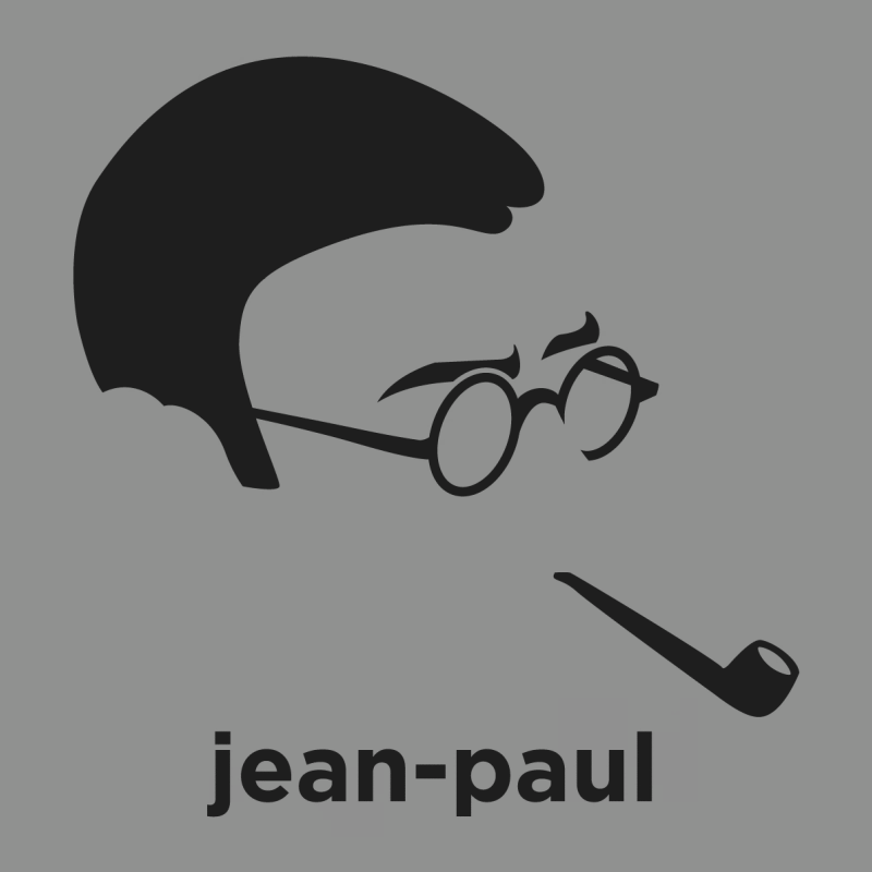Jean-Paul Sartre: Jean-Paul Sartre: French philosopher and one of the key figures in the philosophy of existentialism, and one of the leading figures in 20th-century French philosophy and Marxism #jeanpaulsartre