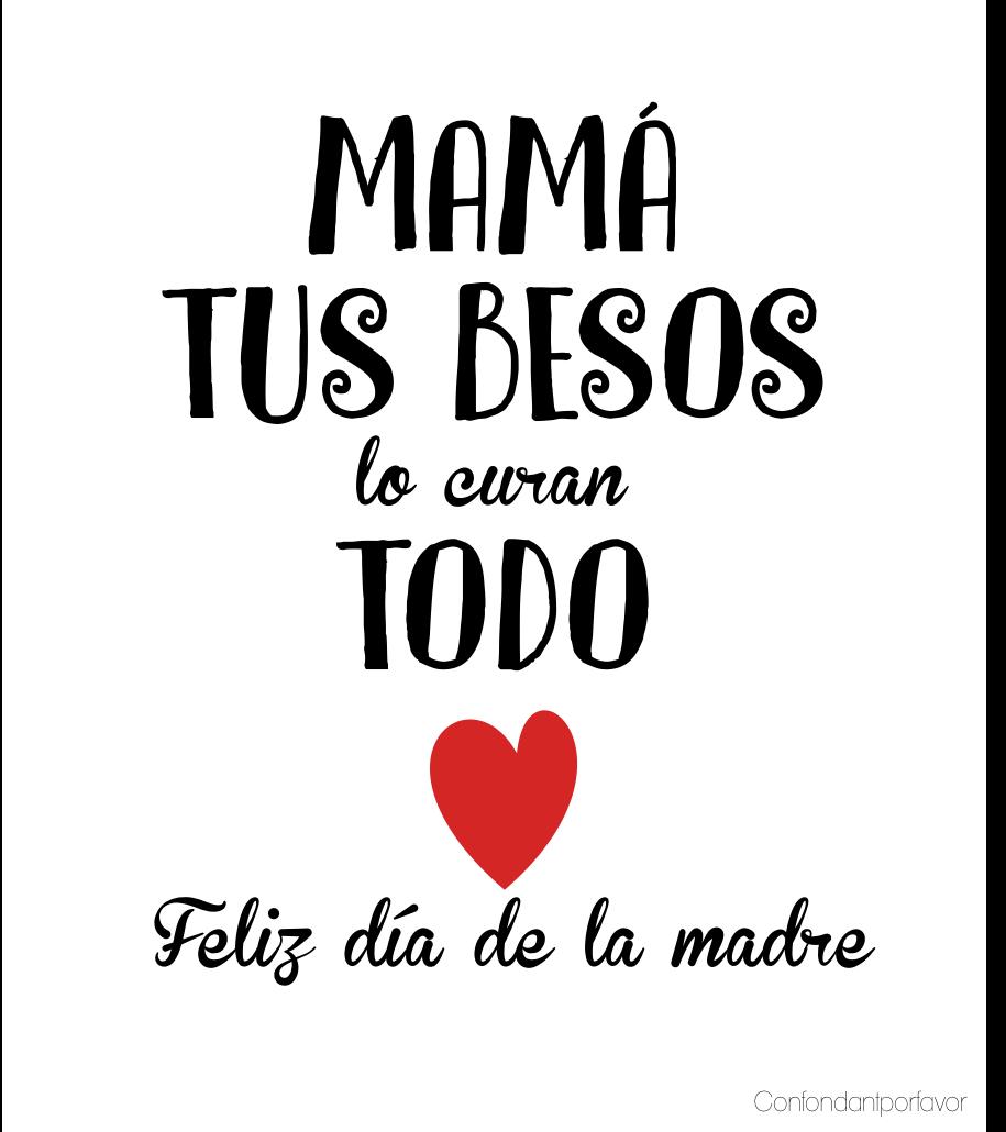 Con fondant por favor: Laminas bonitas para el día de la madre ...